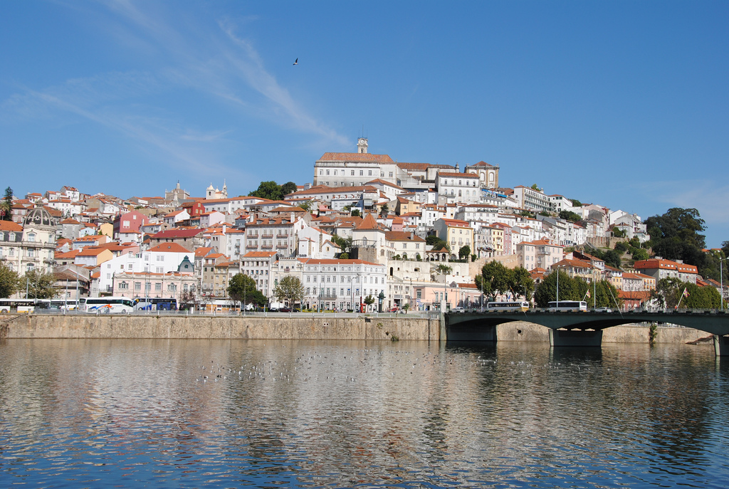 Portugal filming locations - Coimbra